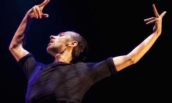 Foto de Mensaje del Dia Internacional de la Danza de 2015 por Israel Galván